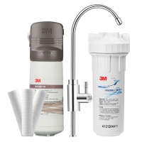 3M 净活泉DWS 3067 CN型家用净水器无废水直饮矿物质净水机