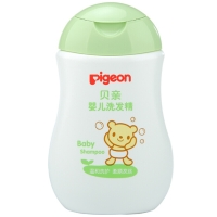 贝亲(Pigeon)婴儿洗发精 洗发水200ml IA108
