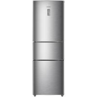 容声 (Ronshen) BCD-218D11NY 218升 三门冰箱 家用节能 宽幅变温室 电脑控温