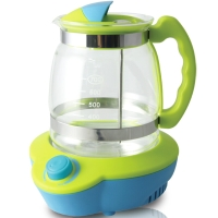 小白熊 多功能恒温调奶器 婴儿恒温器冲奶器 HL-0813 蓝绿