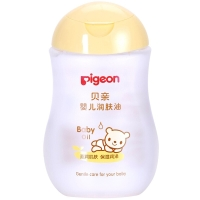 贝亲(Pigeon)婴儿润肤油 200ml IA106