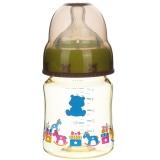 小白熊 宽口径婴儿奶瓶 新生儿PPSU奶瓶150ml 09537