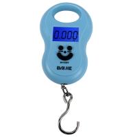 拜杰(Baijie)手提电子秤 厨房秤 弹簧秤 HL-168 蓝色