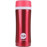 特百惠(Tupperware)保温杯 茶韵保温杯420ml (琉璃红)