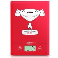 香山(CAMRY)EK523R 京东定制限量款 电子厨房秤烘焙称(京东红)