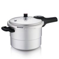 蘇泊爾20cm燃氣灶適用廚房鍋具好幫手壓力鍋高壓鍋蒸格型YL209H2