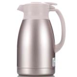 象印(ZO JIRUSHI)保温保冷壶 1500ml不锈钢真空暖瓶家用办公咖啡水壶 SH-HA15C-PF