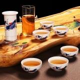 尚帝(shangdi)红茶专用功夫茶具 耐高温 玻璃泡茶器 礼盒装