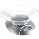 香山EK3550-31P 带托盘电子厨房称烘焙秤(银色)