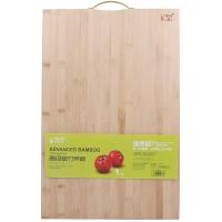 三月三 竹砧板 切菜板 擀面板 ZB17(60cm*40cm*1.7cm)
