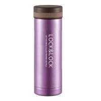 乐扣乐扣(locklock)不锈钢纤巧保温杯 LHC564(300ml)紫色