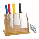 双立人(ZWILLING)炫彩刀具套装 Enjoy 刀具5件套(炫彩手柄) 38851-004-752