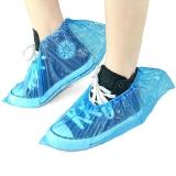 云蕾 优质PE加厚一次性鞋套 20支装 11561