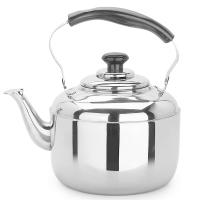 美厨(maxcook)烧水壶不锈钢水壶  5L中式鸣音 煤气电磁炉通用 MCH-068