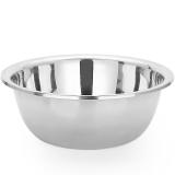 美厨(maxcook)菜盆调料盆 味斗 加厚不锈钢30cm MCWA-017 (和面 洗菜 拌沙拉 腌肉)