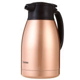 象印 ZO JIRUSHI 1500ml不锈钢真空保温居家办公咖啡壶暖瓶SH-HA15C-NZ