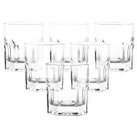 青苹果玻璃水杯茶杯6只装Y5170-1 165ml