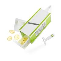 欧橡OAK 多功能切菜器土豆切丝器刨丝器切片器擦丝神器配护手器送削皮刀 C058