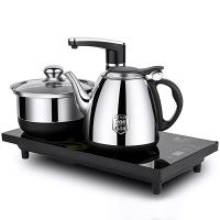 常生源 多功能自动上水泡茶炉 烧水壶 消毒锅 食品级304电热水壶 YQ-02