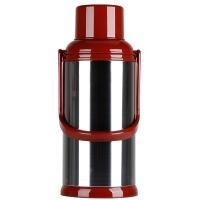 SIMELO印象京都玻璃内胆新上海保温壶 暖壶 热水壶 保温瓶 开水瓶 3200ML(亮本)