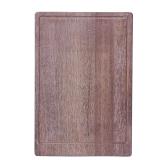 佳佰鸡翅木砧板实木菜板带饮水槽双面用切菜板案板DB4090(40*28*2.8cm)