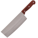 王麻子3号家用厨房菜刀 不沾切片刀DC23-3