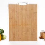 佳佰 竹工艺砧板厚切菜板 剁骨板 案板DB4029(40cm*29.5cm*2.5cm)