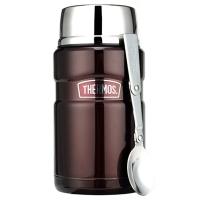 THERMOS膳魔师焖烧罐焖烧杯710ml高真空不锈钢SK-3020 CBW