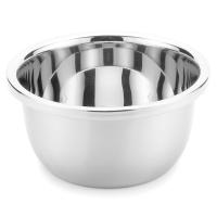 吉睿 储物/置物架 韩式系列 18CM加厚不锈钢多功能料理味斗菜盆CP3004-18