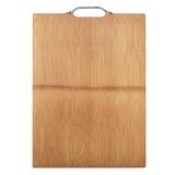 佳佰 砧板 加厚整竹切菜板 剁骨板案板刀板DB1042(40*30*2.2cm)