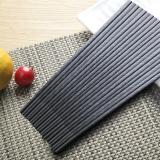 佳佰 耐高温不易滋生细菌家用合金筷子 10双装韩国筷子DK4009
