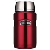 THERMOS膳魔師燜燒罐燜燒杯710ml高真空不銹鋼SK-3020 RD