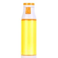 [京东下架品种]特美刻(TOMIC)玻璃杯 双层玻璃内胆 炫彩水杯子 1BSB9506 橙色