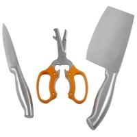 泉字牌 刀剪三件套刀 泉新系列QD002