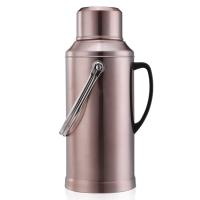 悠佳 鼎盛系列3.2L高档不锈钢保温瓶热水瓶暖壶 开水瓶 保温壶超大容量 土豪金ZS-9802-J