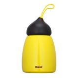 物生物/RELEA 260ML可可保温杯 便携情侣可爱真空内胆不锈钢保温水杯子 JV0502013 芒果黄