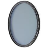 耐司(NiSi)MC CPL 77mm 偏光滤镜 双面多膜 增加饱和度 航空铝材