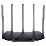 TP-LINK 双千兆光纤宽带大户型穿墙1300Mbps WDR6500千兆版 11AC双频无线路由器(原WDR6600)