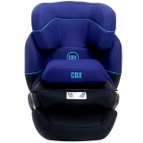 cybex AURA 寶寶汽車兒童安全座椅 適合約9個月-12歲(月光藍)