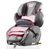Kiddy/奇蒂宝宝汽车儿童安全座椅isofix接口德国品牌守护者2代fix(9个月-12岁)莉莉公主