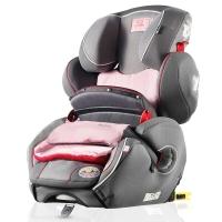 Kiddy/奇蒂寶寶汽車兒童安全座椅isofix接口德國品牌守護者2代fix(9個月-12歲)莉莉公主