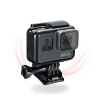 GoPro HERO 5 Black 运动摄像机 4K高清 语音控制 防抖防水