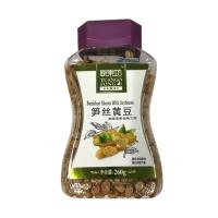 笋丝黄豆,260g