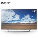 索尼(SONY)KDL-48W656D/S 48英寸全高清液晶平板电视(银色)