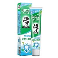 黑人(DARLIE)双重薄荷 牙膏 180g(强健牙釉质)