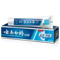 云南白药 牙膏 150g (益优清新 清新晨露)