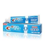 佳洁士(Crest) 健康专家 防蛀修护牙膏清莲薄荷200g(荷花香)(新老包装随机发放)