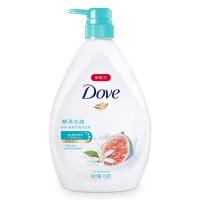 多芬(DOVE)沐浴露 鲜泽水润沐浴乳720g
