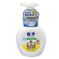 獅王(Lion)洗手液 趣凈泡沫洗手液 檸檬香型250ml瓶裝