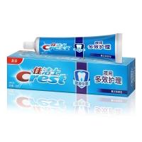 佳洁士(Crest) 健康专家 夜间多效护理牙膏120g(防蛀 夜间抑制口腔菌 薰衣草香型)